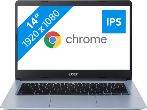 Acer Chromebook 314 CB314-1H-C16Y Azerty Main Image