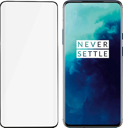 PanzerGlass Case Friendly OnePlus 7T Pro Screenprotector Glas Zwart Main Image