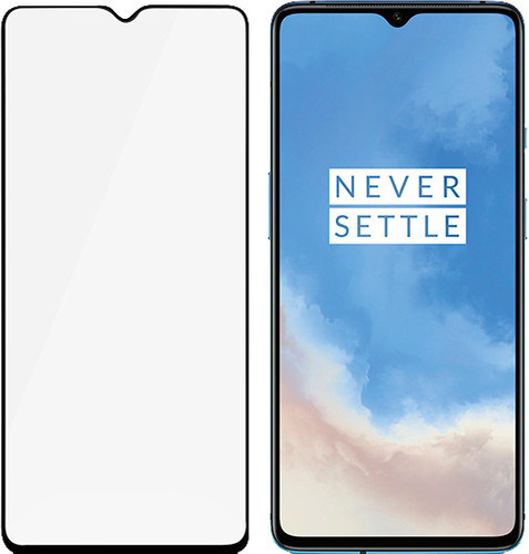 PanzerGlass Case Friendly OnePlus 7T Screenprotector Glas Zwart Main Image