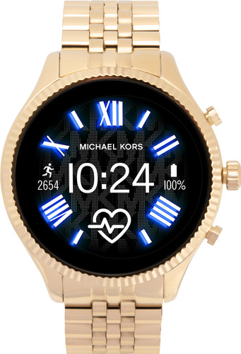 Michael Kors Access Lexington Gen 5 MKT5078 - Goud Main Image