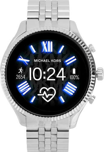Michael Kors Access Lexington Gen 5 MKT5077 - Silver Main Image