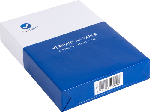 Veripart Papier A4 80 g/m2 500 feuilles Main Image