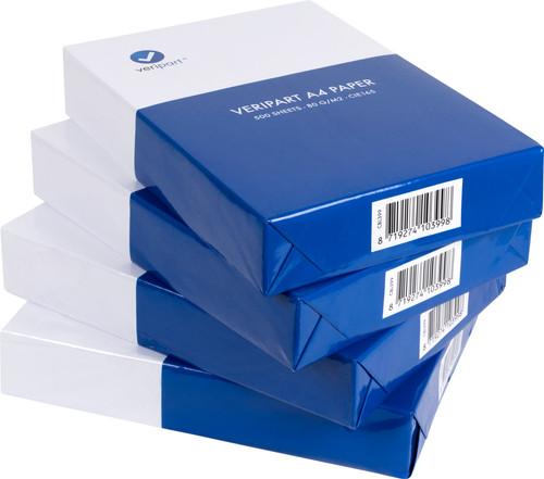 Veripart Papier A4 80 g/m2 2500 feuilles Main Image