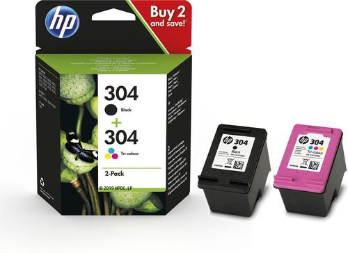 HP 304 Combo Pack (3JB05AE) Main Image