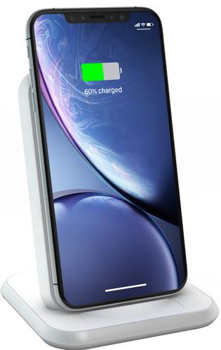 ZENS Draadloze Oplader 10W met Standaard Wit Main Image