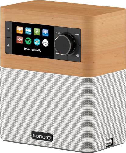 Sonoro Stream SO-410 V2 Esdoorn/Wit Main Image