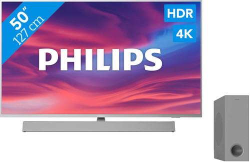Philips The One (50PUS7304) - Ambilight + Soundbar Main Image