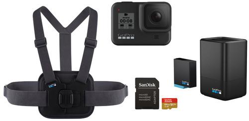 GoPro HERO 8 Black - Chest mount kit Main Image