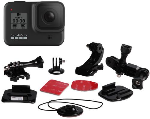 GoPro HERO 8 Black - Bevestigingskit Main Image