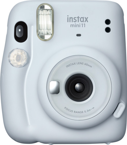 Fujifilm Instax Mini 11 Ice White Main Image