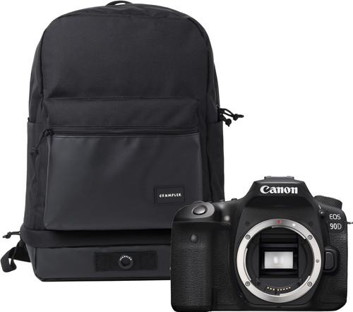 Canon EOS 90D + Crumpler Double Lux Rugzak Main Image