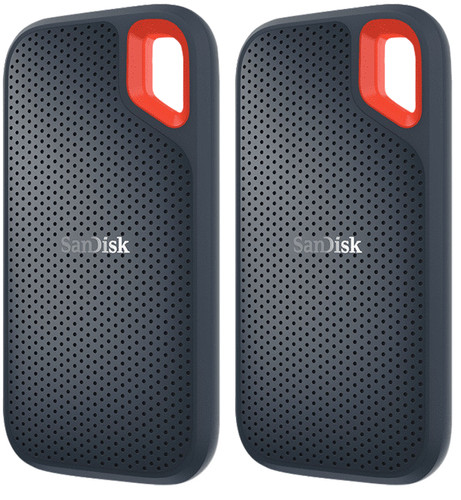 SanDisk Extreme Portable SSD 500GB Duo Pack Main Image