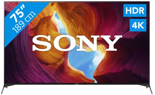 Sony KD-75XH9505 (2020) Main Image