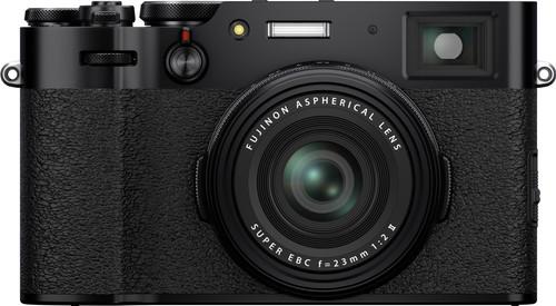 Fujifilm X100V Black Main Image