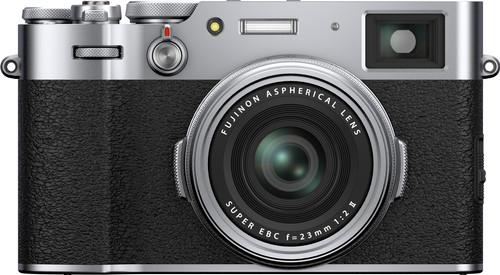 Fujifilm X100V Zilver Main Image