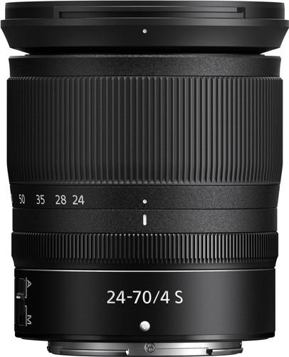 Nikon Nikkor Z 24-70mm f4 S Main Image