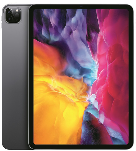 Apple iPad Pro (2020) 11 inch 256 GB Wifi Space Gray Main Image