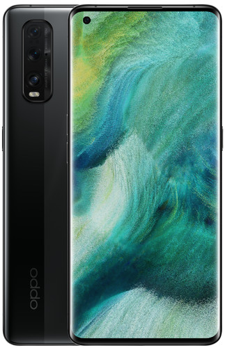 OPPO Find X2 256GB Zwart 5G Main Image