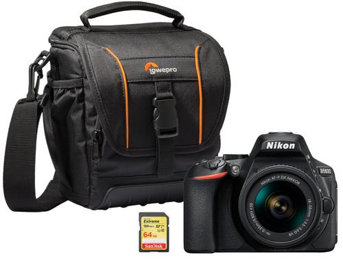 Nikon D5600 - Starterskit Main Image
