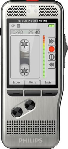 Philips PocketMemo Dicteer- en transcriptieset DPM6700 Main Image