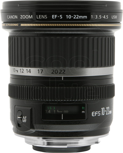Canon EF-S 10-22 mm f/3.5-4.5 USM Main Image