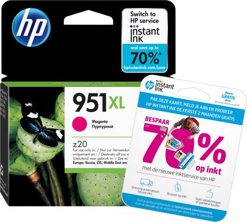 HP 951 Officejet Cartouche Magenta XL (CN047AE) Main Image