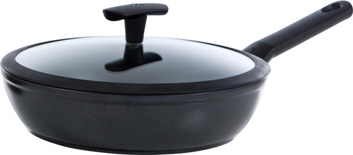 BK Easy Induction High-sided Skillet with Lid 28cm Main Image