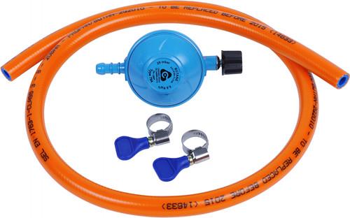 Régulateur de pression gaz Cadac et Flexible CG 30 mBar Main Image