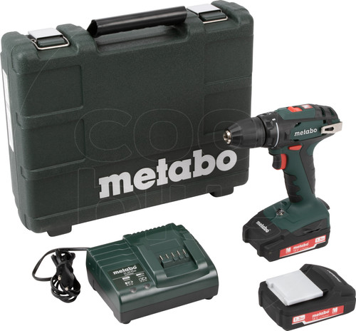 Metabo BS 18 1,3 Ah Main Image