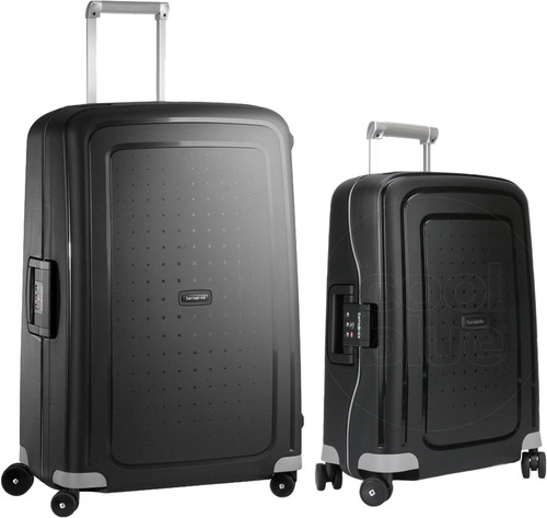 Samsonite S'Cure Spinner 55cm + S'Cure Spinner 75cm suitcase set Main Image