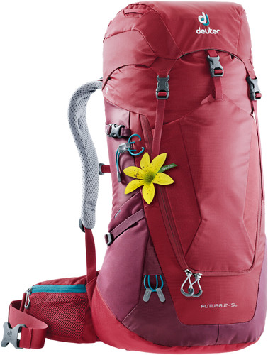 Deuter Futura Cranberry/Maron 24L - Slim Fit Main Image