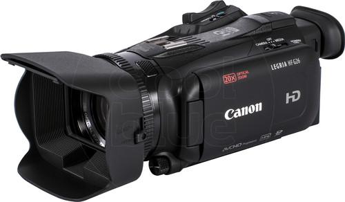 Canon Legria HF G26 Main Image