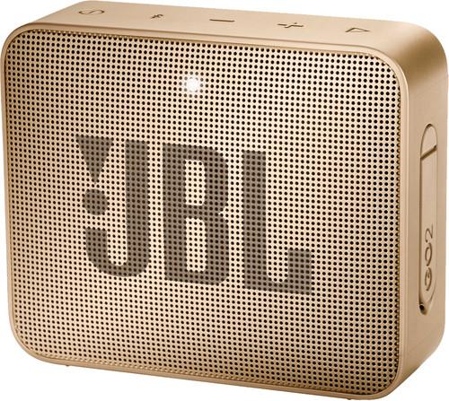 JBL Go 2 Champagne Main Image