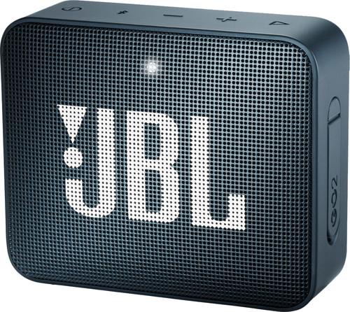 JBL Go 2 Bleu foncé Main Image