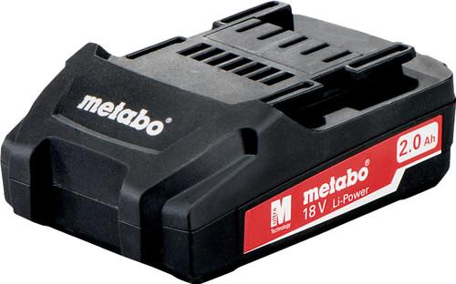 Metabo Accu 18V 2,0 Ah Li-Ion Main Image