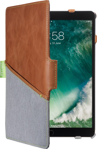 Gecko Covers Limited Apple iPad Pro 10.5 and Apple iPad Air (2019) Book Case Brown Main Image