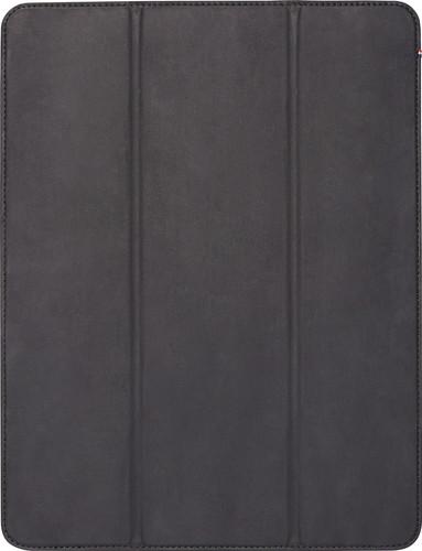 Decoded Slim Cover en cuir 12,9'' Book Case iPad Pro (2018)  Noir Main Image