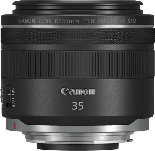 Canon RF 35mm f/1.8 Macro IS STM Main Image