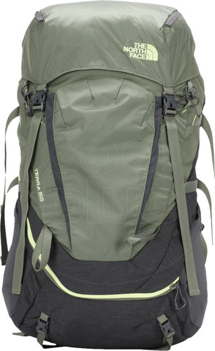 The North Face Women's Terra 55 XS/S TNF Dark Grey Heather/New Taupe Green Main Image
