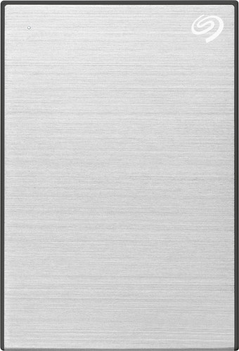 Seagate Backup Plus 4TB Silver Main Image