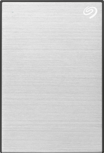 Seagate Backup Plus 5TB Zilver Main Image