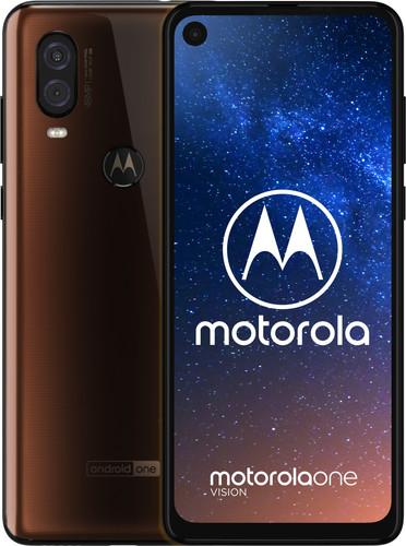 Motorola One Vision Bronze Main Image