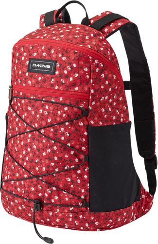 Dakine WNDR Pack Crimson Rose 18L Main Image