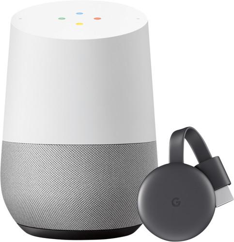 Google Chromecast V3 + Google Home Main Image
