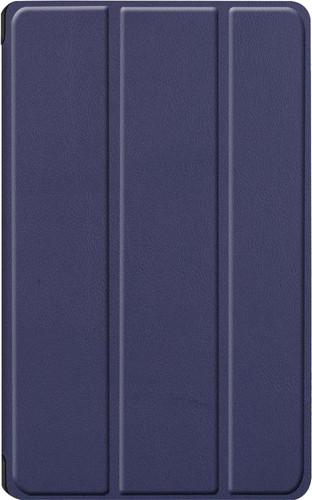 Just in Case Smart Tri-Fold Huawei MediaPad M6 8.4-inch Book Case Blue Main Image