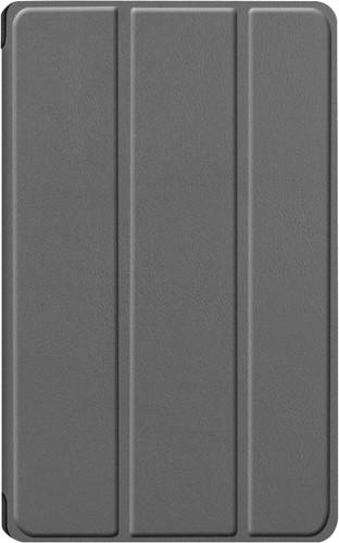 Just in Case Smart Tri-Fold Huawei MediaPad M6 8.4-inch Book Case Gray Main Image