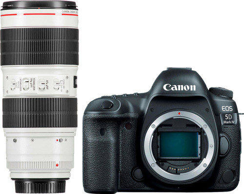 Canon EOS 5D Mark IV + 70-200 mm f/2.8L IS III USM Main Image