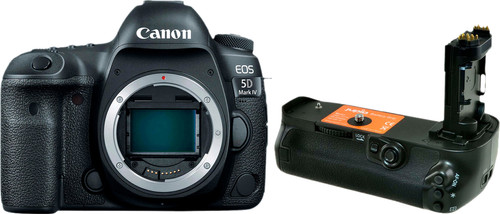 Canon EOS 5D Mark IV + Jupio Battery Grip (BG-E20) Main Image