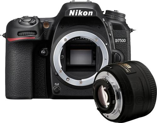 Nikon D7500 + Nikon AF-S 35mm f/1.8G DX Main Image