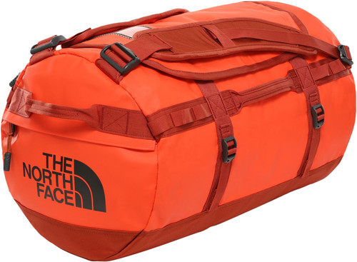 The North Face Base Camp Duffel L Acrylc Orange / Picante Red Main Image